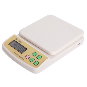 1g-5 Kg Dapur Rumah Tangga Elektronik Portabel Digital Makanan Balance Weighing Scale dengan Lampu