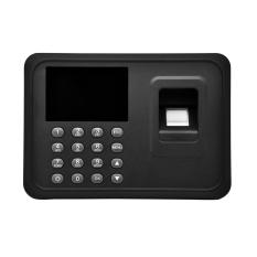 "2.4"" TFT LCD Display USB Biometric Fingerprint Attendance Machine (Intl) - Intl"
