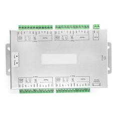 20000 Users Professional Access Control Door Board Panel Controller TCP / IP Network For 4 Doors Entry