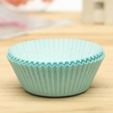 25pcs Xmas Colorful Paper Cake Cupcake Liner Case Wrapper Muffin Baking Cup #13 - Intl