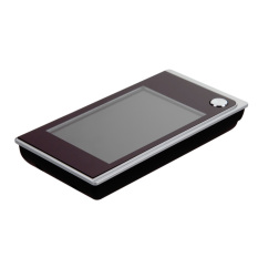 3.5 Inch LCD 120 Degree Peephole Viewer Door Eye Doorbell Color IR Camera (Intl)
