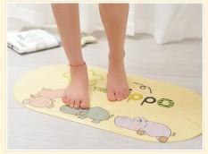 38X70CM Hot Sale PVC Bedroom Mats Bath Living Room Rug Anti-Slip Kitchen Table Coffee Carpet Doormats