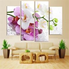 2016 4 Buah Hitam Dan Putih Ruang Tamu Modern Minimalis Lukisan Source · Rumah Dinding Seni Mencetak Gambar untuk Source 3 Panel Lukisan Modern