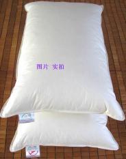 48x74 Hotel asli bulu angsa putih bantal bantal bantal tidur bantal bantal