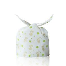 50 buah/banyak kue biskuit kemasan tas plastik permen pernikahan tas hadiah dekorasi pesta -