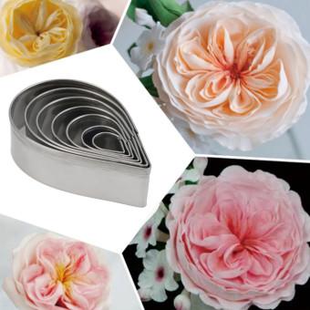 Buket Bunga Pengantin Sutra Mawar Buatan 18 Cm Putih Gading. Source · 7 buah /