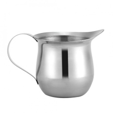 ... Coffee Cappuccino Milk Tea Frothing Source · 90ml Multipurpose Stainless Steel Milk Frothing Pitcher Cup Latte Art Kitchen Jugs Mug intl