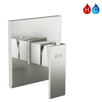 AER Kran Tanam Shower Tembok - Keran Air Panas Dingin / Concealed Mixer for Wall Shower