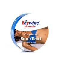 AIUEO Ezywipe Compressed Beach Towel