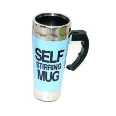 Akana's Self Stiring Mug New 500 Ml - Biru