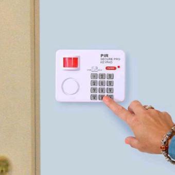 Alarm Wireless Rumah Kantor Gudang Warung Toko Pintu