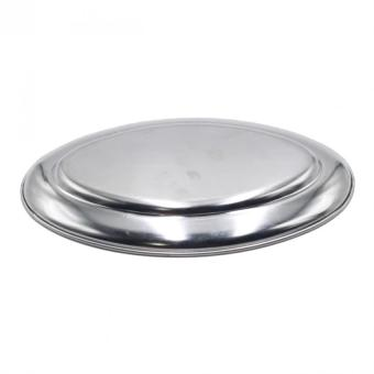 Harga Alldaysmart Loyang Oval 1604 144 Stainless Steel 32 Cm Isi 2 Source .