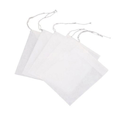 Amango Empty Teabags String Heat Seal Filter Paper 5.5 X 7cm 100pcs
