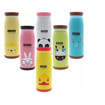 ANGEL - Botol Minum Termos Karakter Stainless Steel Random Colour