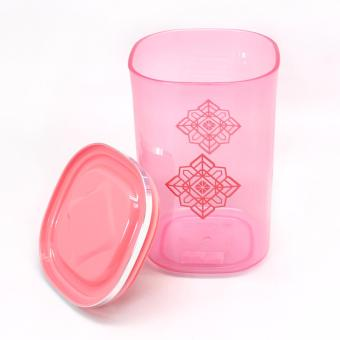 Arniss - CN-0910 Canister Flores Ruby - Red