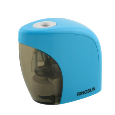 Aukey Electric Battery Pencil Sharpener (Blue)