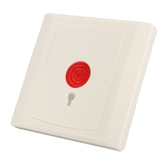 Autoleader Emergency Safe Security Panic Button Switch Panel Key Reset / Automatic Reset With Key