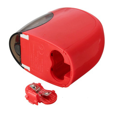 Automatic Electric Touch Switch Auto Electronic Pencil Sharpener For Home Office School Red - Intl