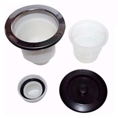 Avur / Saringan Bak Cuci Piring Plastik - Clear