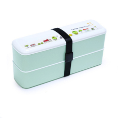 Baking Filling Storage Box.Lunch Box.Dinner Pail.Thermal Insulation Bento Box.Snack Picnic Box.Fresh Keeping Storage Box.Vegeable & Fruit Box.Home Living & Outdoor Lunch Box. (White) - Intl