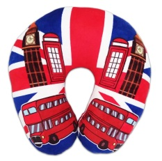 Bantal Mobil - Bantal Leher Bendera Inggris New Style