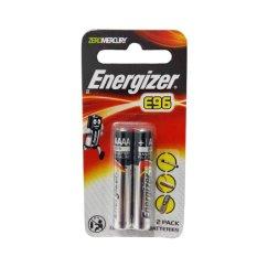 Baterai Alkaline Energizer AAAA E96 A4 4A batre battery - ENG-E96BP2