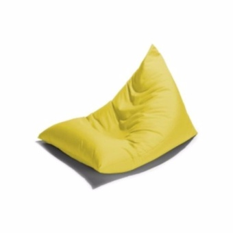 Bean Bag Triangel plus isi - Size Child /sofa - furniture - kursi santai