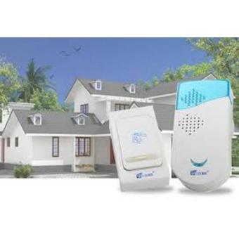 Selamat Datang Menyela Sensor Gerakan 10 M Bel Peringatan Alarm Bel Pintu Hitam Source Harga Online