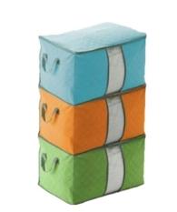 BonBon 3 Pcs Storage Bag Bed Cover & Cloth