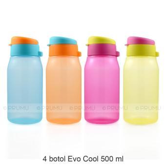 Botol Minum 500 ml - Botol Minum Anak - Souvenir Ulang Tahun - Evo Cool 500ml