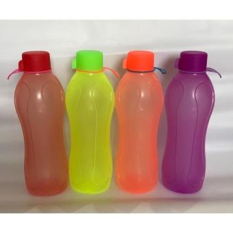 Botol Minum Plastik 4 pcs UNIVERSAL 750 ml / tempat air minum anak sekolah/souvenir