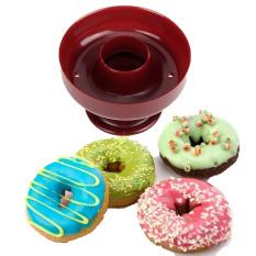 Brand New Doughnut Cake Desserts Decorating Maker Mold Cutter Tool Gadget Mould