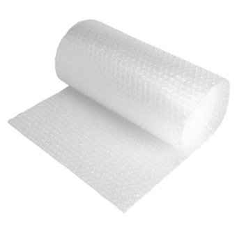 Bubble wrap 1000cmx40cm - Transparant
