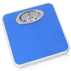 Camry Timbangan Badan Manual 120 kg - Biru