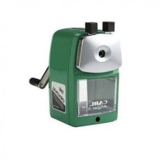 Carl Angel-5 Pencil Sharpener - Green Color (Intl)