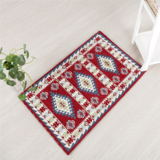 Carpets Doormat For Bathroom European Style Chenille Fabric Jacquard Jacquard Carpets Living Room Door Mats&rugs Home Decoration