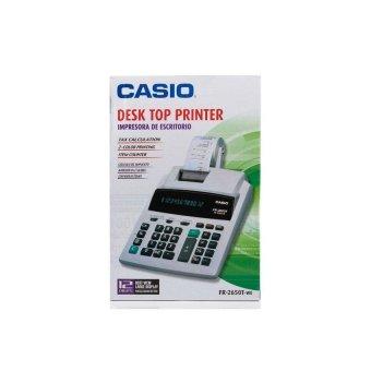 Casio Calculator Printer Fr 2650 Putih 1460202006