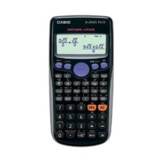 Casio Calculator Scientific FX-350ES Plus (Black)