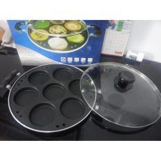 Cetakan Pancake Galaxy Pan Lubang 7
