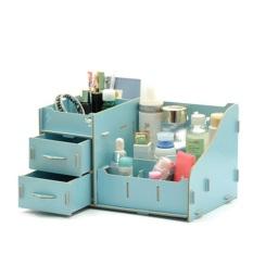 Crazy 8 Dekstop Storage Box - Hijau