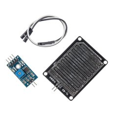 Sunweb Raindrops Detection Sensor Modue Weather Module Fits For Arduino Rain Module
