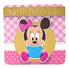 Disney Minnie Mouse Sweet Baby Girl Mini Gift Card