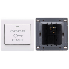 Door Entry Access Control System Kit Password Host Controller + 280KG / 617lb Electric Magnetic Lock + Door Switch + DC12V Power Supply + 10pcs 125KHz RFID Cards