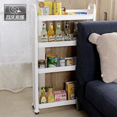 Double Celebration Nip Pulley Storage Shelf Mobile Finishing Frame - Four (1064)