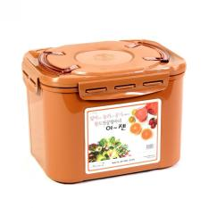 EJen Square Type 8.5L Vacuum And Airtight Storage Container