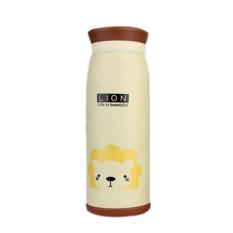 ELENXS 350Ml Cartoon Animal Stainless Steel Student Water Bottle Mug Cute Creative Cup Lovely Portable 350Ml