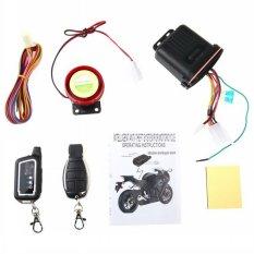Allwin Motorcycle Motorbike Anti-theft Security Remote Vibration Sensor Alarm (Intl)