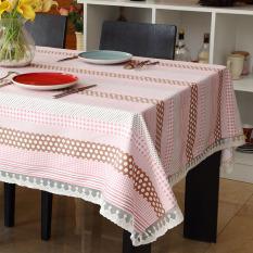 Gelanlifu kain pastoral meja tamu taplak meja meja makan kain