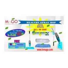Healthy Spray Mop Alat Pel Terbaik Masa Kini