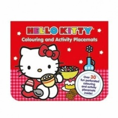 Hello Kitty Activity Placemat 1 Pack - Intl